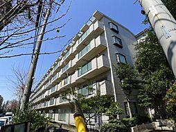 千葉県船橋市夏見台3丁目の賃貸マンションの外観
