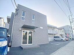 神奈川県厚木市及川2丁目の賃貸マンションの外観