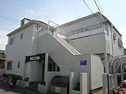 千葉県千葉市美浜区高洲1の賃貸アパートの外観
