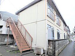 田町アパート[1階東側号室]の外観
