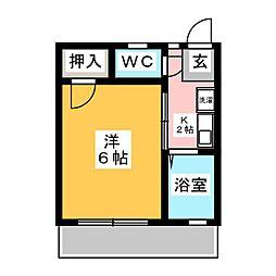 茶屋ヶ坂駅 3.5万円