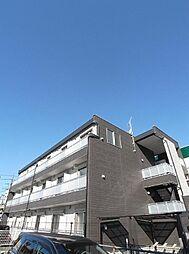 リブリ・鶴瀬[2階]の外観