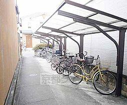 京都府京都市左京区一乗寺中ノ田町の賃貸アパートの外観