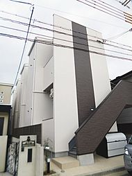 オリュザ[2階]の外観