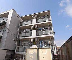 京都府京都市北区大宮北ノ岸町の賃貸マンションの外観