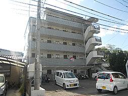 愛媛県松山市石手3丁目の賃貸マンションの外観