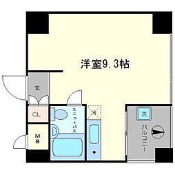 パルハウス88[4階]の間取り