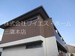 JR中央本線 武蔵境駅 徒歩7分の賃貸アパート