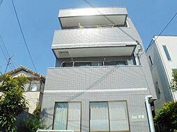 兵庫県芦屋市大原町の賃貸マンションの外観