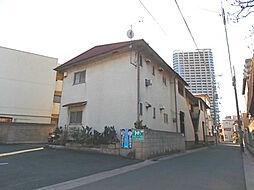 白百合ハウス[201号室]の外観
