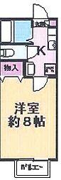小倉台駅 3.8万円