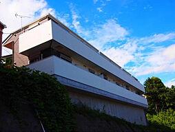 神奈川県横浜市緑区上山3丁目の賃貸アパートの外観