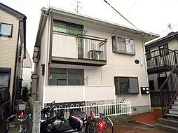 富士ハウス[101号室]の外観