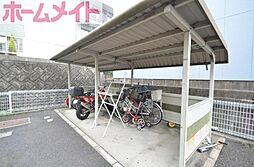 コーポHasegawa[2階]の外観