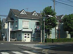 エルティオ新松戸[2階]の外観