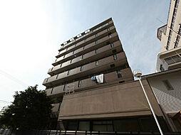 愛知県名古屋市中村区竹橋町の賃貸マンションの外観