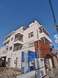 埼玉県志木市本町1丁目の賃貸マンションの外観