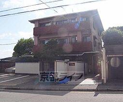 京都府京都市右京区宇多野長尾町の賃貸マンションの外観