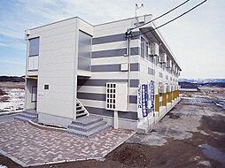 レオパレス飯島[202号室]の外観
