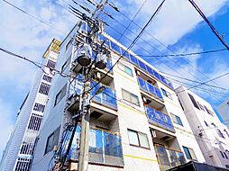 大阪府大阪市東成区中道4丁目の賃貸マンションの外観