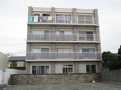 外観,1K,面積32.4m2,賃料4.5万円,JR常磐線 日立駅 徒歩13分,,茨城県日立市相賀町