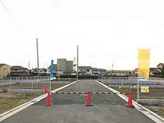 西武拝島線「西武立川」駅より徒歩約6分の立地です。