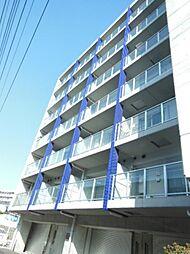 レグラス武蔵新城モーターガラージュ[3階]の外観