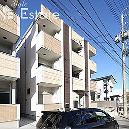 愛知県名古屋市熱田区四番2の賃貸アパートの外観