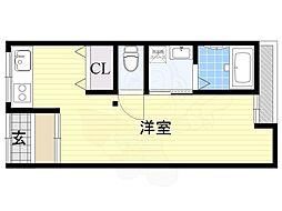 寺田町駅 5.2万円