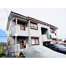 静岡県静岡市葵区牧ケ谷の賃貸マンションの外観
