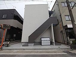 愛知県名古屋市南区鶴里町3の賃貸アパートの外観