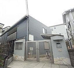 神奈川県川崎市麻生区上麻生4丁目の賃貸アパートの外観