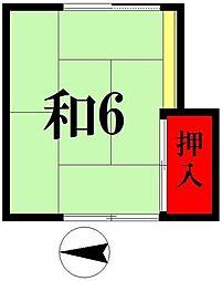 【敷金礼金0円!】東武伊勢崎線 東向島駅 徒歩6分