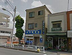 東京都八王子市中野山王3丁目の賃貸マンションの外観