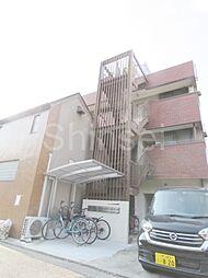 大阪府堺市堺区宿院町東3丁の賃貸マンションの外観