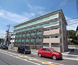 京都府京都市伏見区桃山町遠山の賃貸マンションの外観