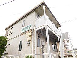 福岡県北九州市門司区松崎町の賃貸アパートの外観