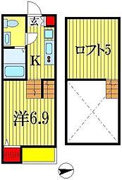 蘇我駅 5.5万円