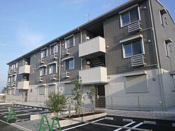 千葉県木更津市金田東4丁目の賃貸アパートの外観