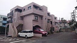 湘南ハイツ富士見[102号室]の外観
