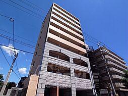 京都府京都市右京区西京極東池田町の賃貸マンションの外観
