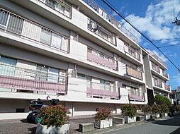 山本マンション[4階]の外観