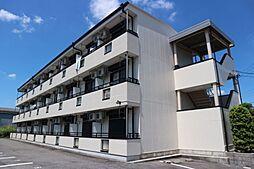 レオン竹の山[1階]の外観
