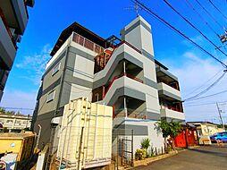 パインリバーII[4階]の外観