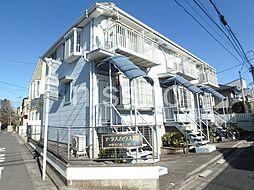 [テラスハウス] 東京都中野区白鷺2丁目 の賃貸【/】の外観