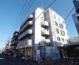 京都府京都市西京区上桂森上町の賃貸マンションの外観