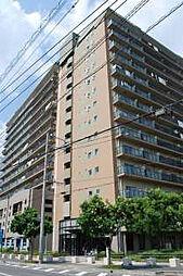 福岡県福岡市博多区美野島4丁目の賃貸マンションの外観