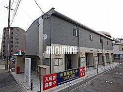 レオパレス辻ガ花[2階]の外観