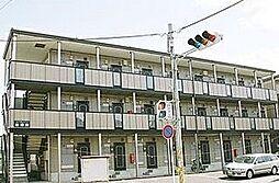 メイプルハイツ壱番館[2階]の外観