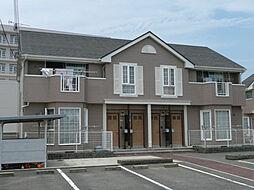 和歌山県和歌山市古屋の賃貸アパートの外観